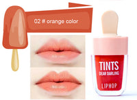 Beauty Makeup Online Singapore: Poppy Colours Ice Cream Waterproof Lip Gloss Tint