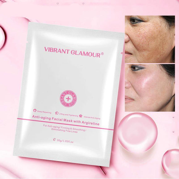 Hexapeptide Anti-Wrinkle Mask