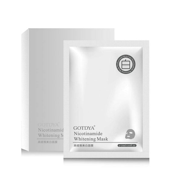Niacinamide Whitening Anti-Pigmentation Freckle Removal Mask