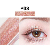 Metal Shimmer Glow Glitter Liquid Eyeshadow