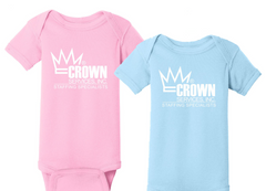 Custom onsies with your logo