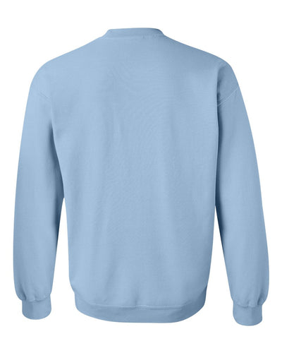 Gildan Men's Heavy Blend Crew Neck Sweatshirt - Light Colors - 18000