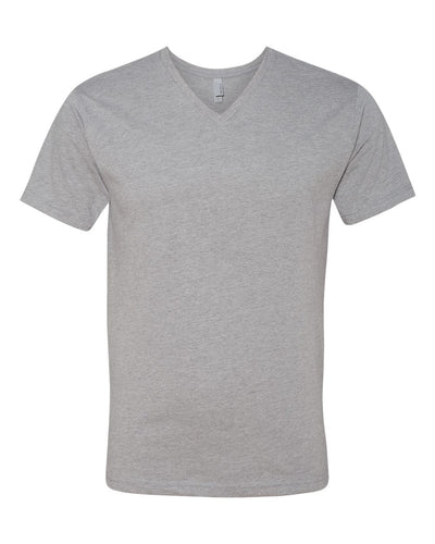 Next Level Men's CVC Short Sleeve V - 6240