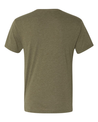 Next Level Triblend Short Sleeve V - 6040