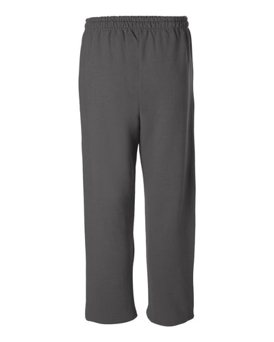 Gildan Men's Heavy Blend Open-Bottom Sweatpants - 18400