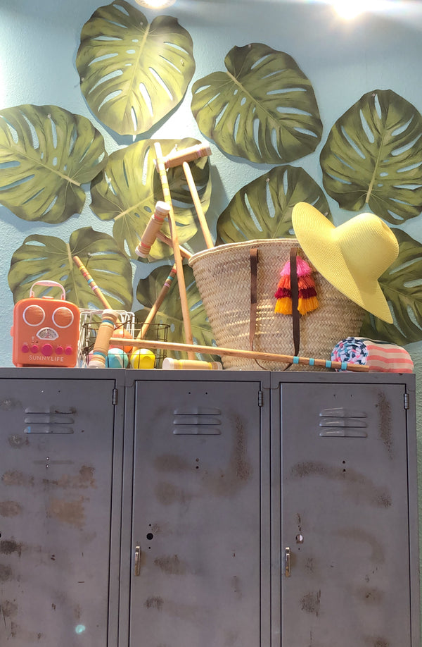 Summer Locker Makeover