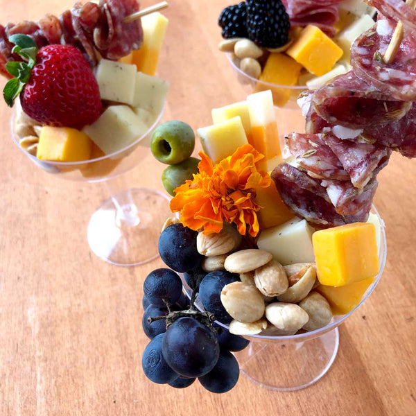 charcuterie cups on barquegifts.com