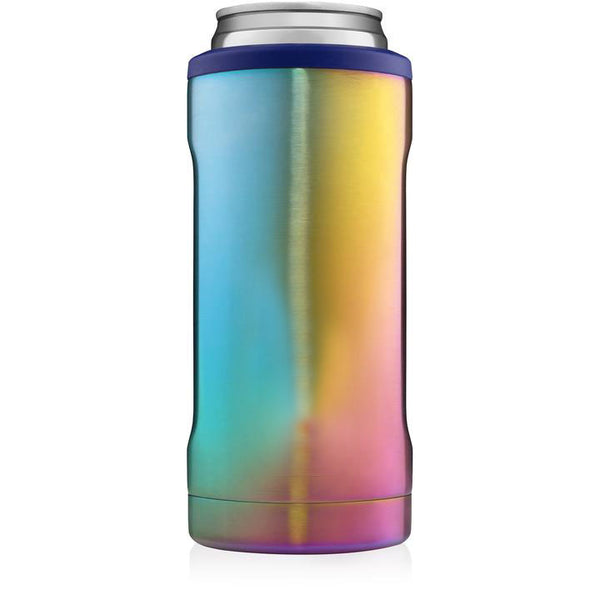 Rainbow Titanium Slim Cooler
