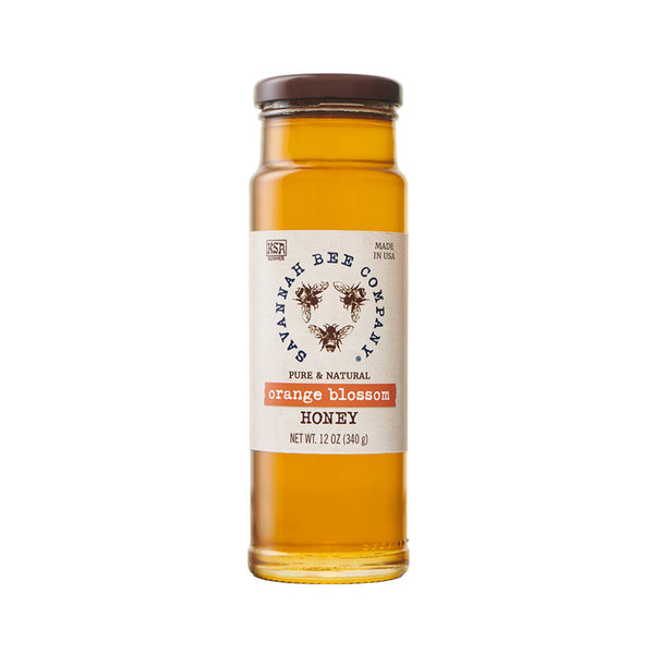 orange blossom honey on barquegifts.com