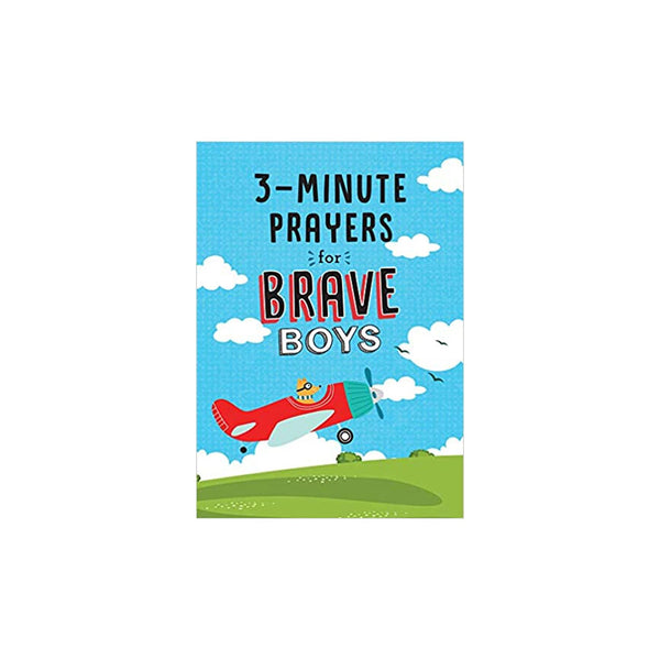 3 Minute Prayers for Boys and Girls