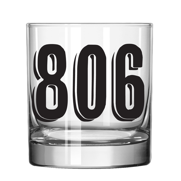 806 Rocks Glasses (Set of 4)