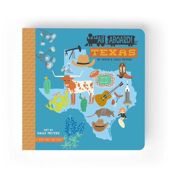 all aboard texas book on barquegifts.com