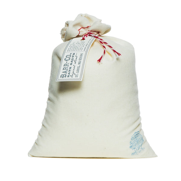 Barr Co Bath Salt Bag