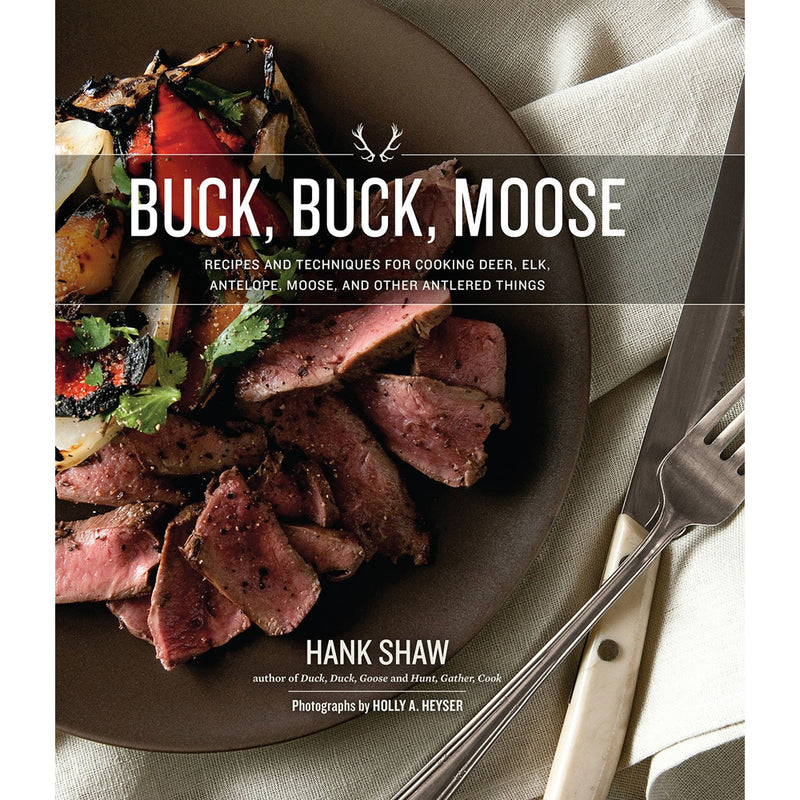 buck, buck, moose cookbook on barquegifts.com