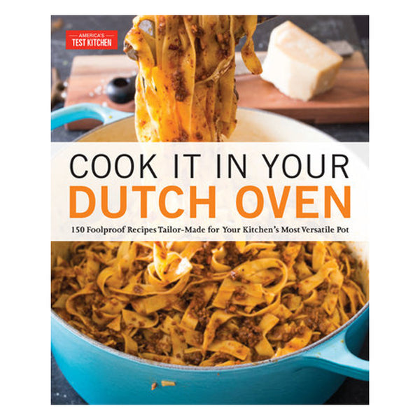 Cook It In Your Dutch Oven Cookbook at barquegifts.com