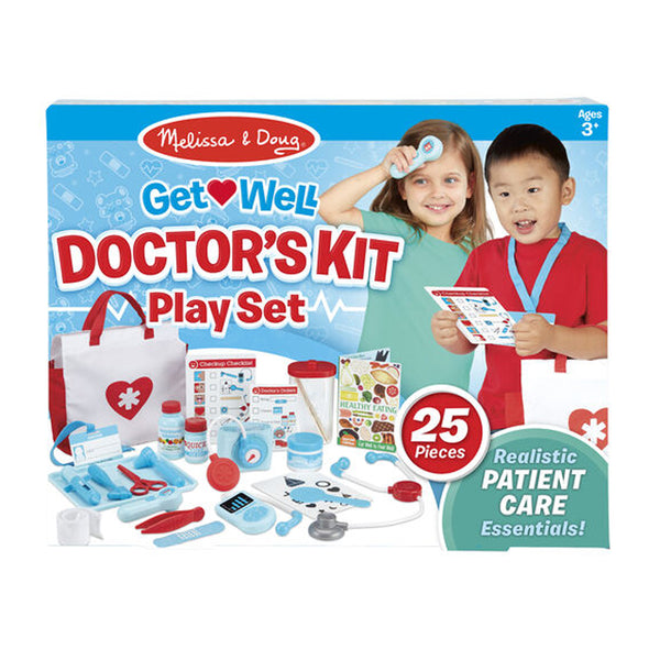 Get Well Doctor's Kit Set