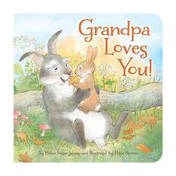 grandpa loves you book on barquegifts.com