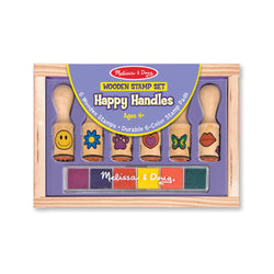 Happy Handle Stamp Set at barquegifts.com