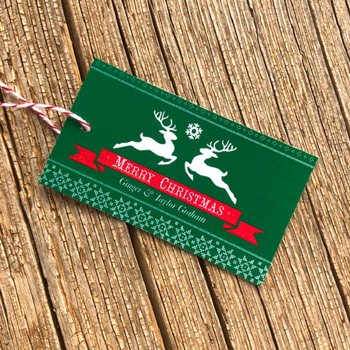 holiday gift tags on barquegifts.com