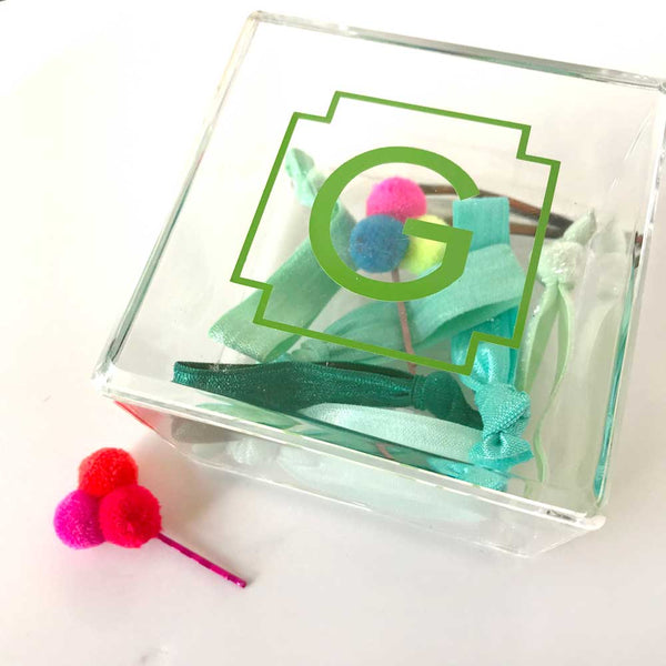 Small Square Acrylic Box