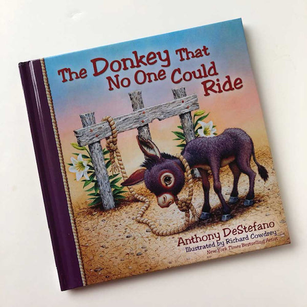 The Donkey No One Could Ride