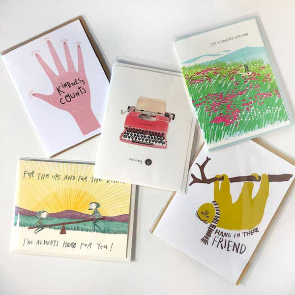 Hang in There Card Set