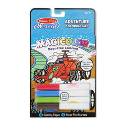 Adventure Magicolor Coloring Pad at barquegifts.com