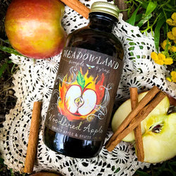 woodfired apple simple syrup on barquegifts.com