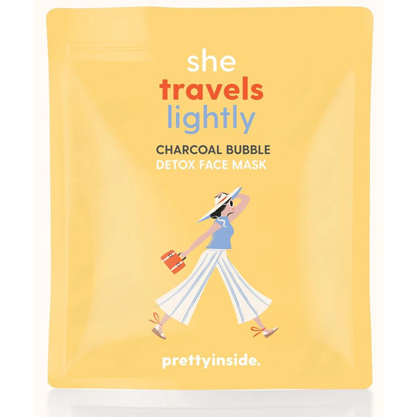 She Travels Lightly Detox Face Mask