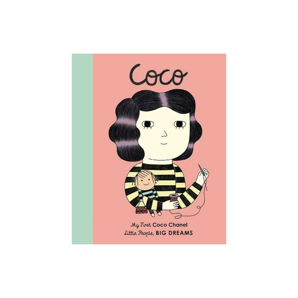 My First Coco Chanel Book