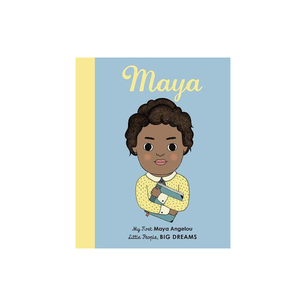 My First Maya Angelou Book
