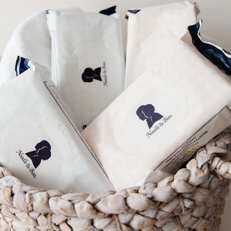 noodle & boo ultimate cleansing cloths on barquegifts.com