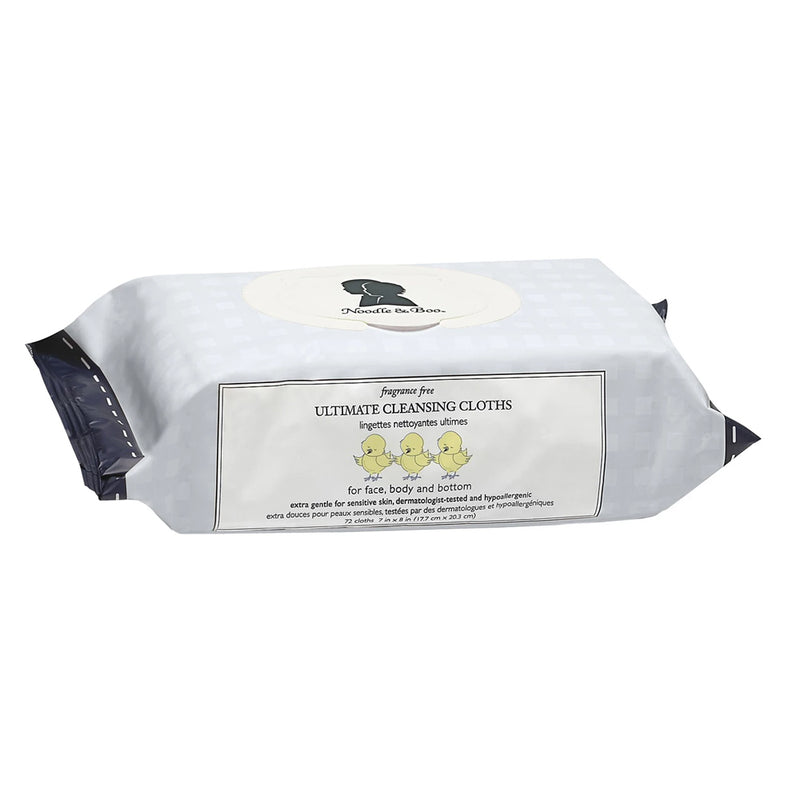 noodle & boo fragrance free ultimate cleansing cloths on barquegifts.com