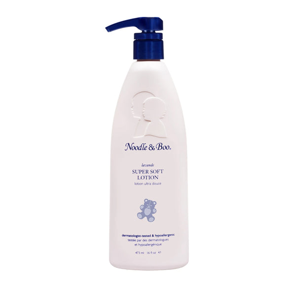 noodle & boo super soft lotion 16oz on barquegifts.com