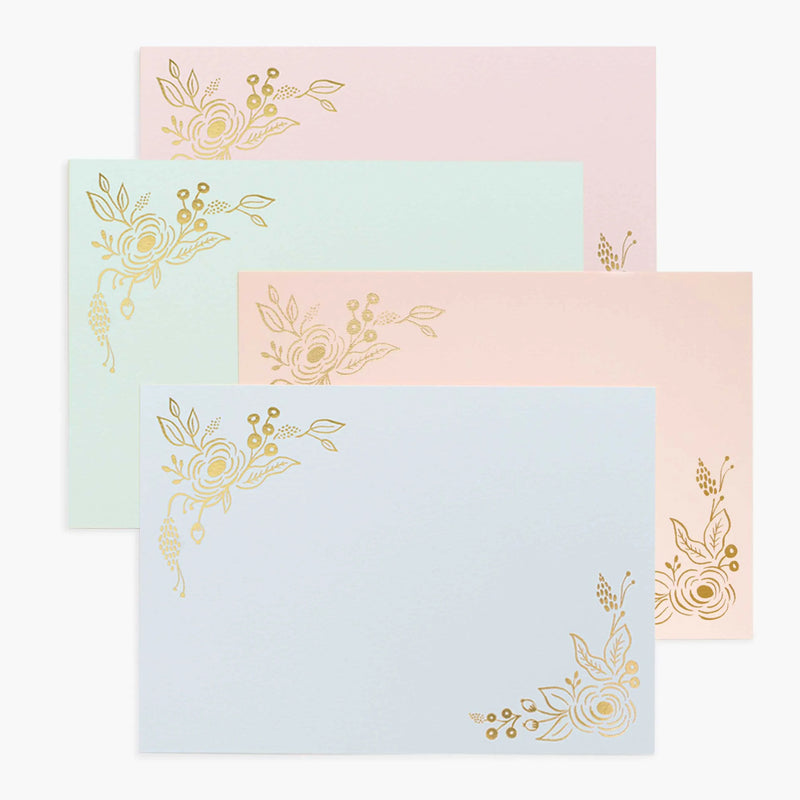 Rifle Paper Co. Colette Social Stationery Set at barquegifts.com
