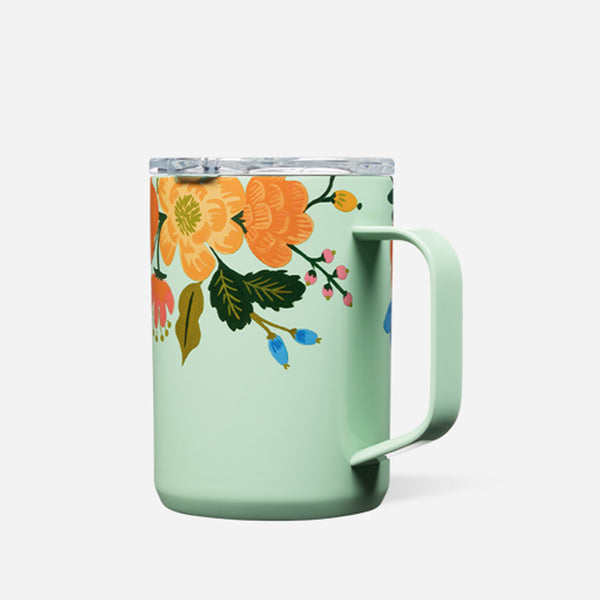 Rifle Paper X Corkcicle Coffee Mug
