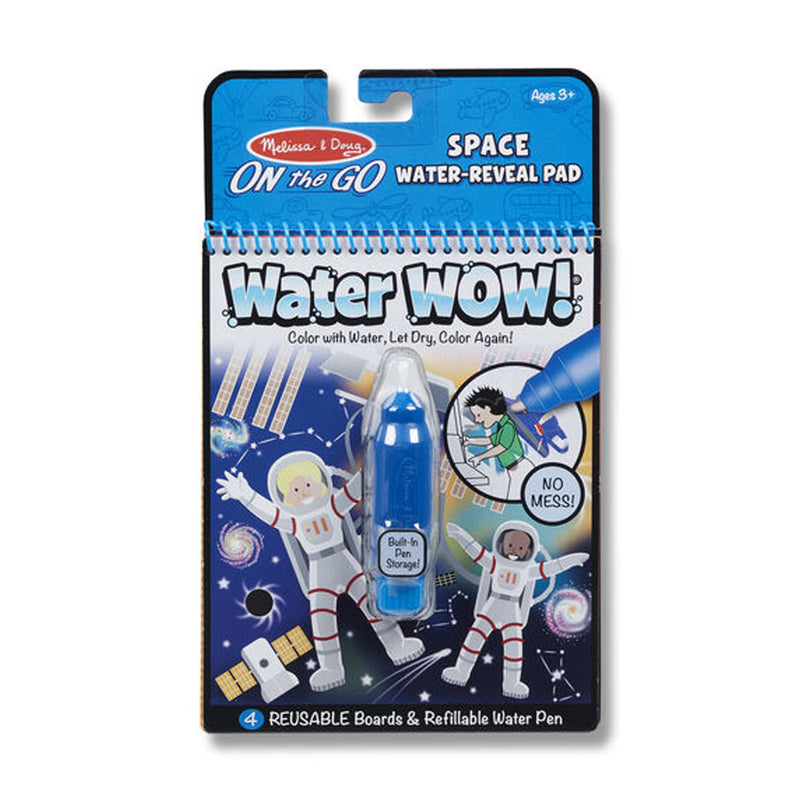 Space Water Wow!