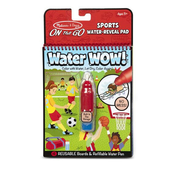 Sports Water Wow at barquegifts.com