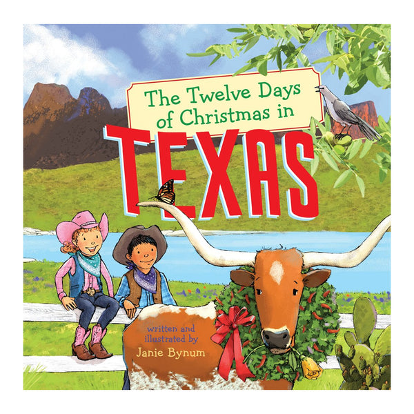 the twelve days of christmas in texas on barquegifts.com
