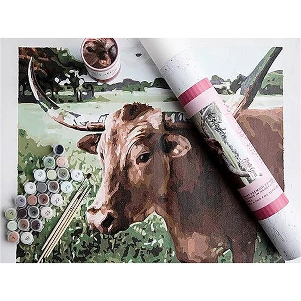 Pink Picasso Painting Kit - Lucy Longhorn