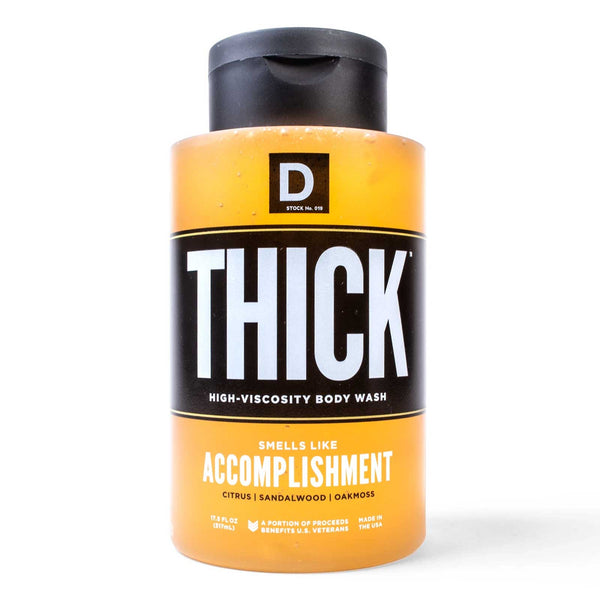 Thick Accomplishment Body Wash