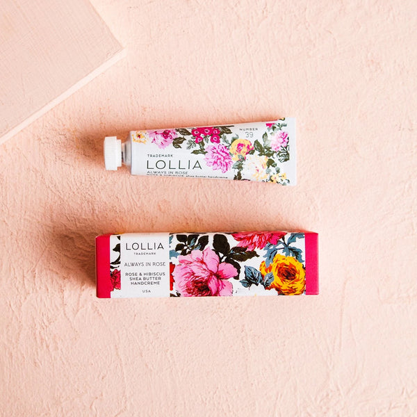 Always in Rose Petite Handcreme