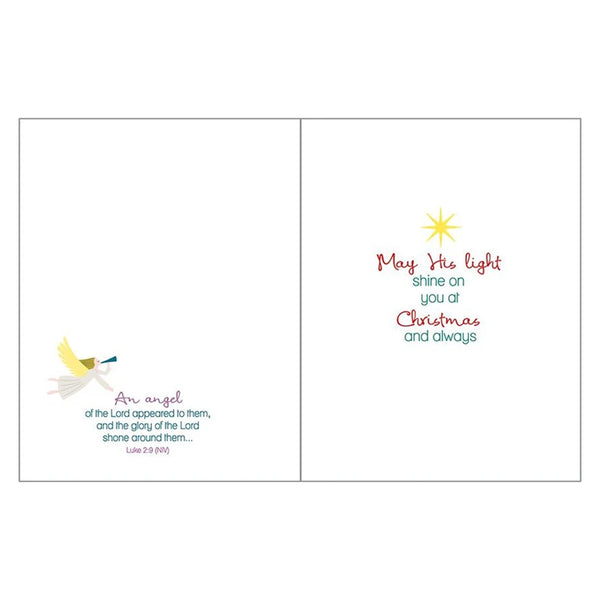 Bethlehem Boxed Christmas Cards  (box of 10)