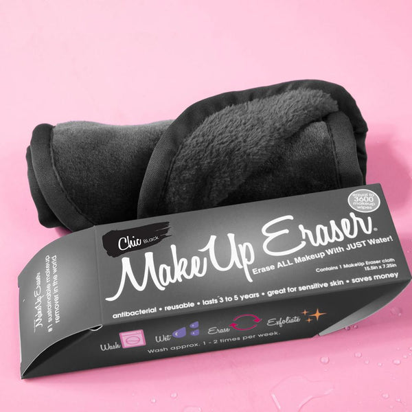 chic black makeup eraser on barquegifts.com
