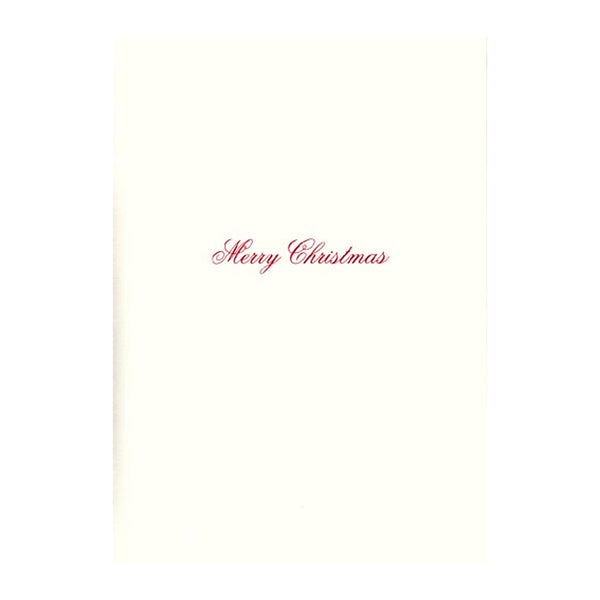 Christmas Eve Boxed Holiday Cards  (box of 10)
