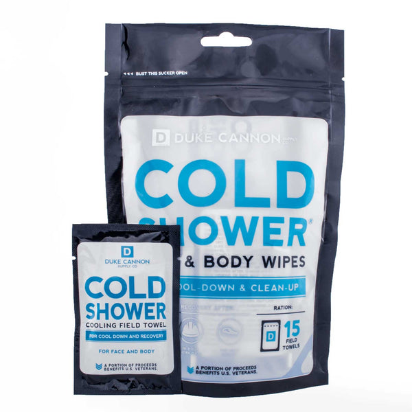 Cold Shower Cooling Field Towels