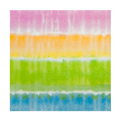 Colorful Dyed Napkins