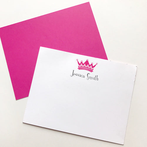 crown stationery