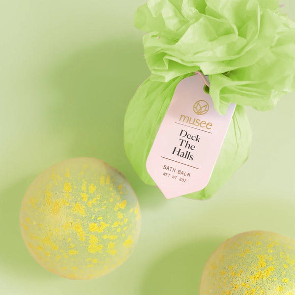 deck the halls bath balm on barquegifts.com
