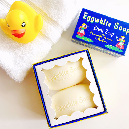 eggwhite-soap-duck